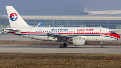 B-6172 - Airbus A319-132 - China Eastern Airlines