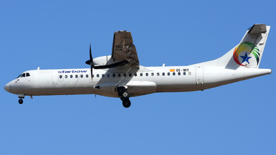EC-MIY - ATR 72-212A(500) - Starbow Airlines (Swiftair)