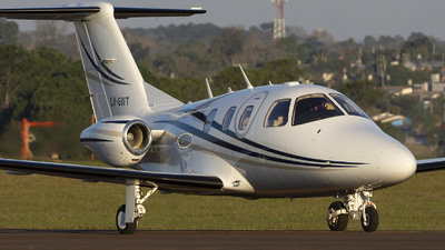 LV-GWT - Eclipse 500 - Private
