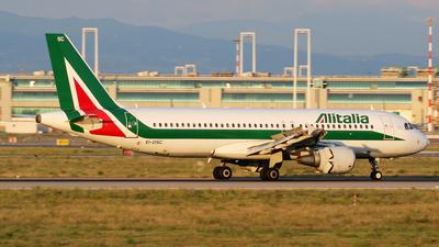 EI-DSC - Airbus A320-216 - Alitalia