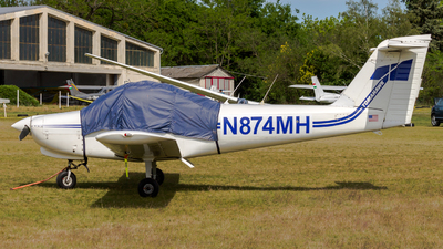N874MH - Piper PA-38-112 Tomahawk - Private
