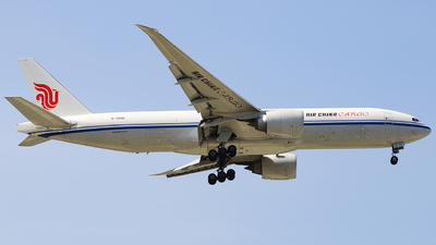 B-2096 - Boeing 777-FFT - Air China Cargo