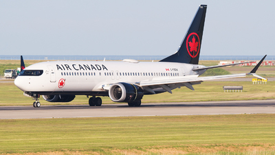 C-FSDW - Boeing 737-8 MAX - Air Canada