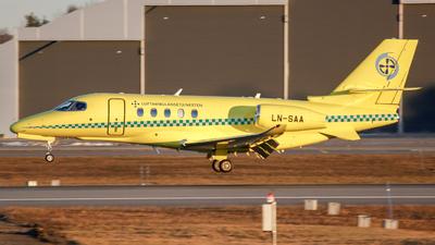 LN-SAA - Cessna Citation Latitude - Babcock Scandinavian AirAmbulance