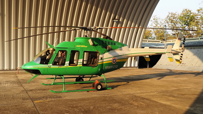 2321 - Bell 407GXP - Thailand - Bureau of Royal Rainmaking and Agricultural Aviation (KASET)