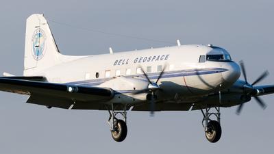 A picture of CFTGX - Douglas DC3C - [25769] - © Fabrizio Spicuglia