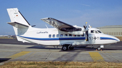 53-11 - Let L-410UVP Turbolet - Germany - Air Force