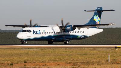 A picture of PRATW - ATR 72600 - Azul Linhas Aereas - © Lucas Batista   @pilotlucas