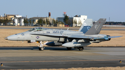 164261 - McDonnell Douglas F/A-18C Hornet - United States - US Marine Corps (USMC)