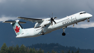C-GGMU - Bombardier Dash 8-Q402 - Air Canada Express (Jazz Aviation)