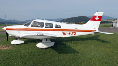 A picture of HBPNG - Piper PA28161 - [2816109] - © Mirko Bleuer