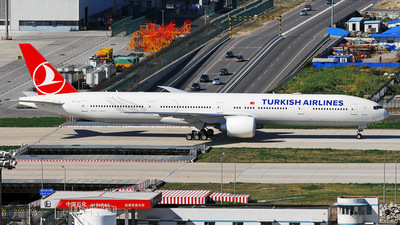 TC-JJJ - Boeing 777-3F2ER - Turkish Airlines