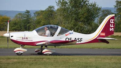 OE-ASF - Evektor-Aerotechnik SportStar RTC - Private