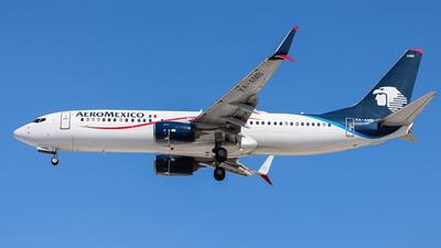 XA-AMB - Boeing 737-852 - Aeroméxico