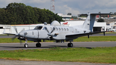 11-00266 - Beechcraft MC-12S Huron - United States - US Army