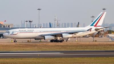 075 - Airbus A340-212 - France - Air Force