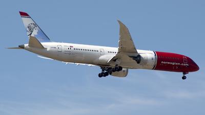 LN-LNL - Boeing 787-9 Dreamliner - Norwegian