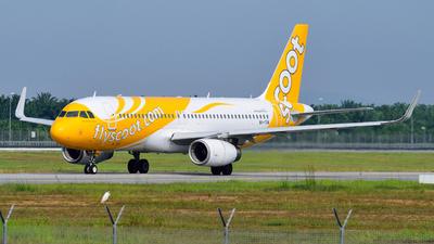 9V-TRN - Airbus A320-232 - Scoot