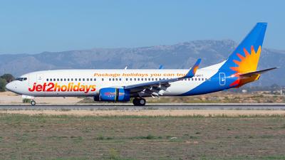 G-DRTT - Boeing 737-8Q8 - Jet2.com