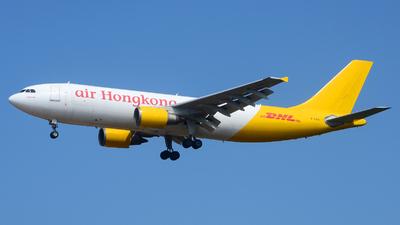 B-LDG - Airbus A300F4-605R - Air Hong Kong