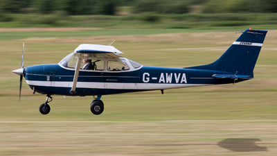 G-AWVA - Reims-Cessna F172H Skyhawk - Private