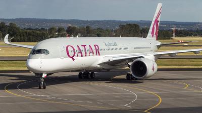 A7-ALK - Airbus A350-941 - Qatar Airways