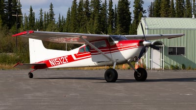 N1512F - Cessna 185D Skywagon - Private