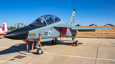 120 - Alenia Aermacchi M-346 Lavi - Israel - Air Force