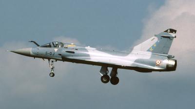 9 - Dassault Mirage 2000C - France - Air Force