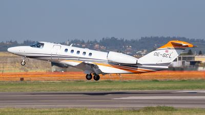 OE-GCL - Cessna 525 Citationjet CJ4 - Avcon Jet