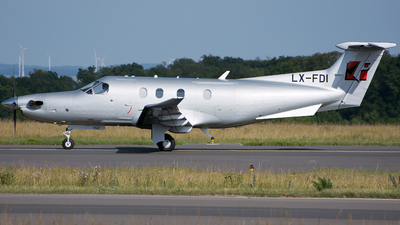 LX-FDI - Pilatus PC-12/47E - Jetfly Aviation
