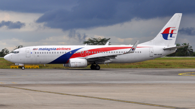 A picture of 9MMXM - Boeing 7378H6 - Malaysia Airlines - © Allan Hansen
