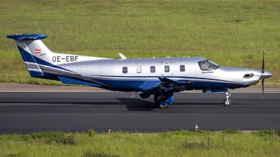 OE-EBF - Pilatus PC-12 NGX - Private