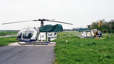 F-BJAD - Sud-Est SE.313B Alouette II - Heli Union