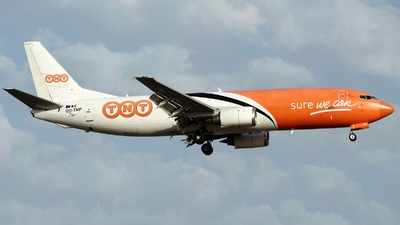OO-TNP - Boeing 737-45D(SF) - TNT (ASL Airlines)