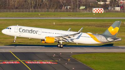 D-ATCC - Airbus A321-211 - Condor (Thomas Cook Aviation)