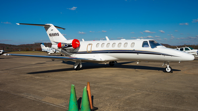 A picture of N588RS - Cessna 525B CitationJet CJ3 - [525B0068] - © Andrew Jeng