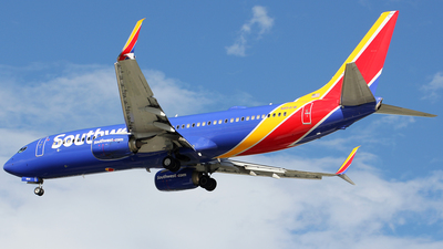 N8541W - Boeing 737-8H4 - Southwest Airlines