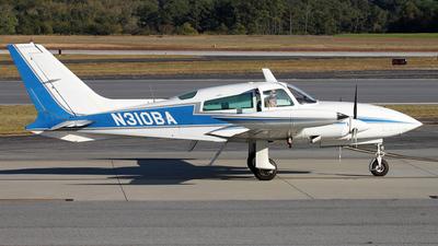 N310BA - Cessna T310R II - Private
