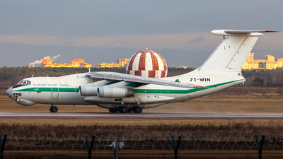 7T-WIN - Ilyushin IL-78M Midas - Algeria - Air Force