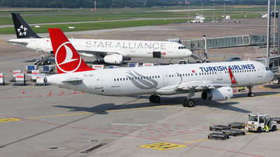 A picture of TCJSS - Airbus A321231 - Turkish Airlines - © Florian Resech