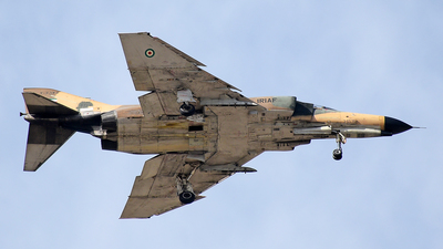 3-6536 - McDonnell Douglas F-4E Phantom II - Iran - Air Force