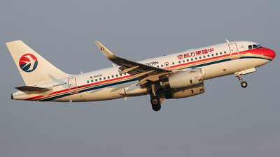 B-6450 - Airbus A319-133 - China Eastern Airlines