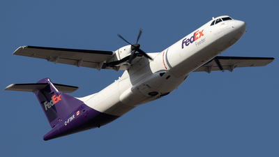 C-FTAR - ATR 72-202(F) - Fedex Feeder (Morningstar Air Express)
