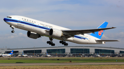 B-2058 - Boeing 777-21B(ER) - China Southern Airlines