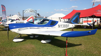 N138BF - Czech Sport Aircraft PS-28 Cruiser - Private