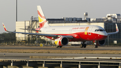 B-307Q - Airbus A320-251N - Lucky Air