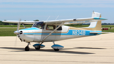 N8341B - Cessna 172 Skyhawk - Private