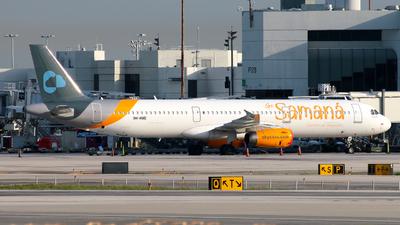 9H-AME - Airbus A321-231 - Sky Cana