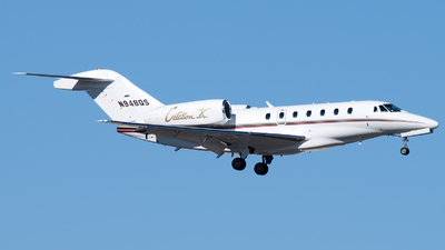 N948QS - Cessna 750 Citation X - NetJets Aviation